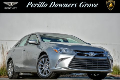 Used Toyota Camry XLE With Navigation
