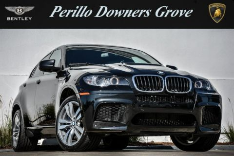 Pre-Owned 2013 BMW X6 M  with Navigation & AWD