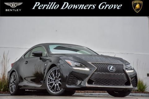Used Lexus RC F Prem/Nav/Mark Levinson