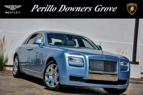 Pre-Owned 2013 Rolls-Royce Ghost  with Navigation