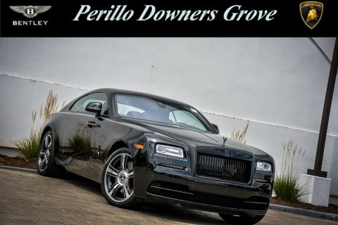 Pre-Owned 2016 Rolls-Royce Wraith / Starlight with Navigation