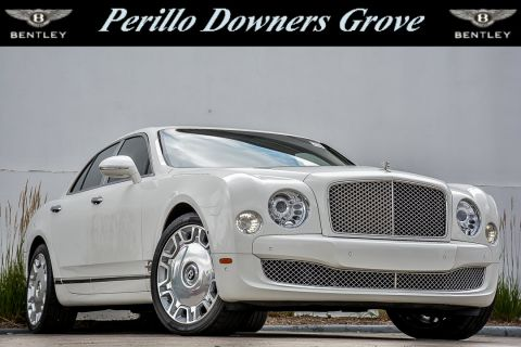 <span class='vrp-glow'>Certified</span> Pre-Owned 2014 Bentley Mulsanne  with Navigation