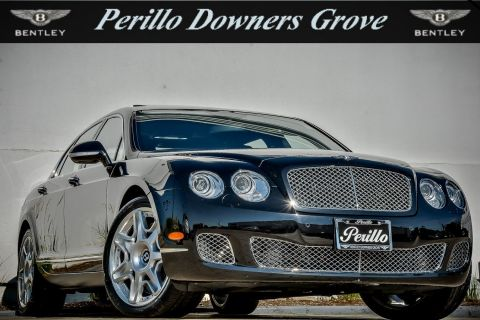 Pre-Owned 2013 Bentley Continental Flying Spur Mulliner All Wheel Drive 4dr Car
