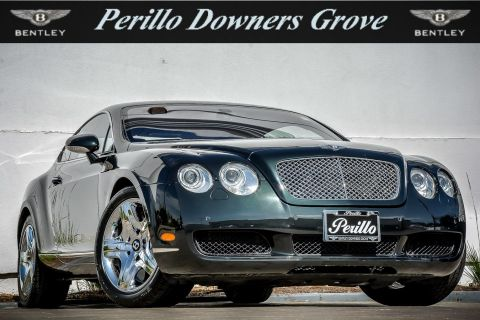 Pre-Owned 2005 Bentley Continental GT AWD