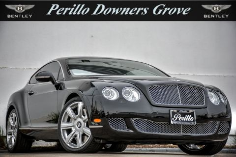 Pre-Owned 2010 Bentley Continental GT  AWD