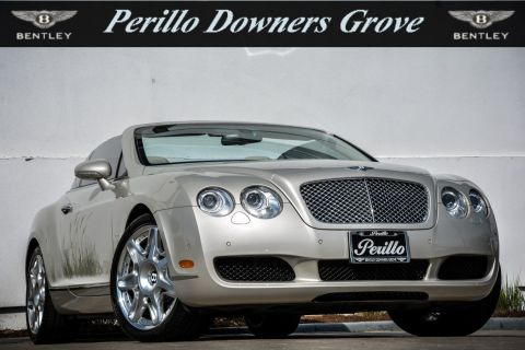 Pre-Owned 2009 Bentley Continental GTC Mulliner AWD