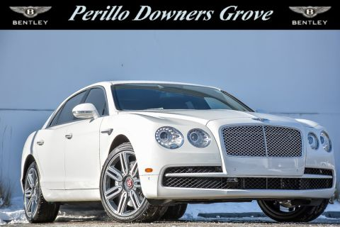 New Bentley Flying Spur V8 Mulliner