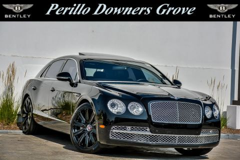 Certified Used Bentley Flying Spur V8