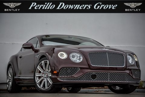New Bentley Continental GT V8 S Mulliner