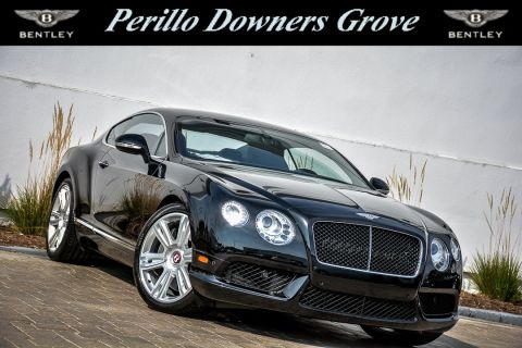 <span class='vrp-glow'>Certified</span> Pre-Owned 2013 Bentley Continental GT V8  AWD