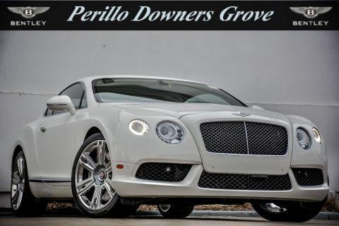 <span class='vrp-glow'>Certified</span> Pre-Owned 2013 Bentley Continental GT V8 Mulliner AWD