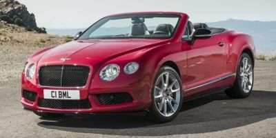 Used Bentley Continental GTC V8 S