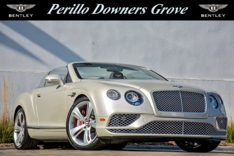 New Bentley Continental GTC V8 S Mulliner