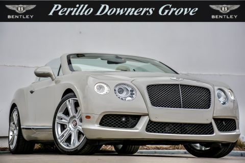 <span class='vrp-glow'>Certified</span> Pre-Owned 2013 Bentley Continental GTC V8 With Navigation AWD