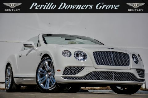 New Bentley Continental GT V8 Mulliner
