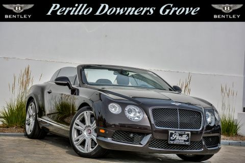<span class='vrp-glow'>Certified</span> Pre-Owned 2013 Bentley Continental GTC V8  AWD