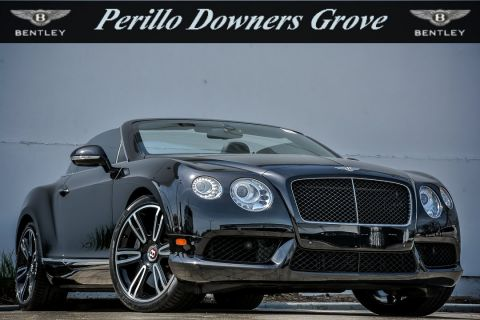 Certified Used Bentley Continental GTC V8 Mulliner