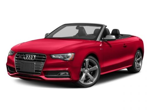 Used Audi S5 Cabriolet