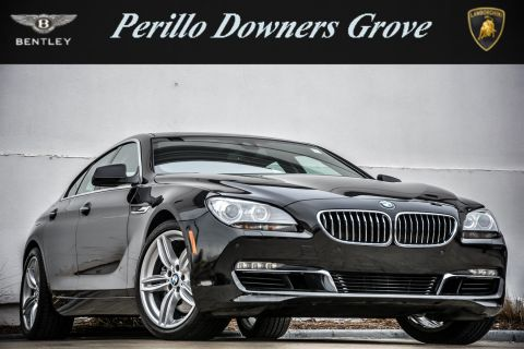 Pre-Owned 2014 BMW 6 Series 640i Gran Coupe with Navigation