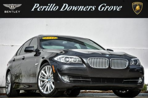 Pre-Owned 2011 BMW 5 Series 550i xDrive Sport with Navigation