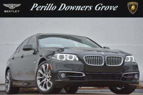 Pre-Owned 2014 BMW 5 Series 535d xDrive Modern Line with Navigation & AWD