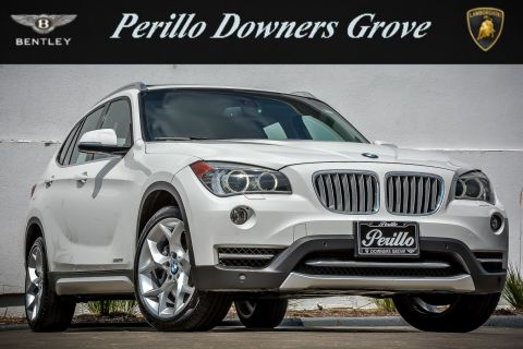 Pre-Owned 2013 BMW X1 xDrive35i Ultimate With Navigation AWD