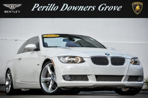 Pre-Owned 2009 BMW 3 Series 335i Convertible Sport / Prem With Navigation Rear Wheel Drive Convertible