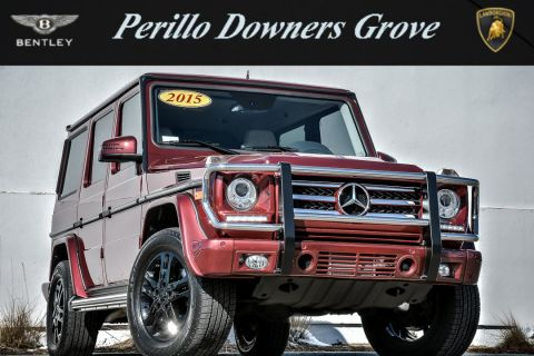 Used Mercedes-Benz G-Class G550 With Navigation