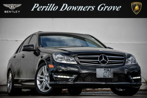 Pre-Owned 2014 Mercedes-Benz C-Class C250 Sport Rear Wheel Drive 4dr Car