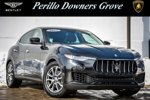 Used Maserati Levante With Navigation
