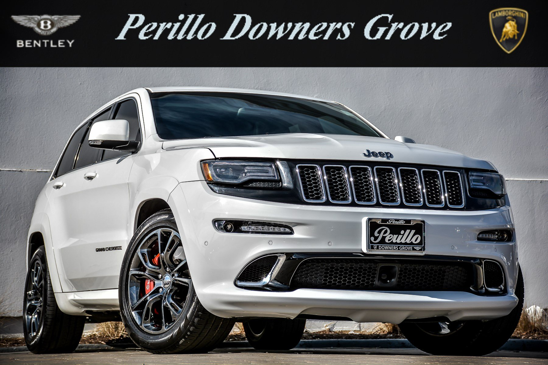 Pre-Owned 2014 Jeep Grand Cherokee SRT8 With Navigation