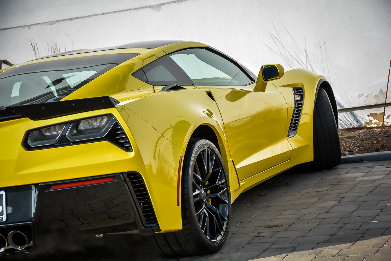 Pre-Owned 2016 Chevrolet Corvette Z06 3LZ With Navigation