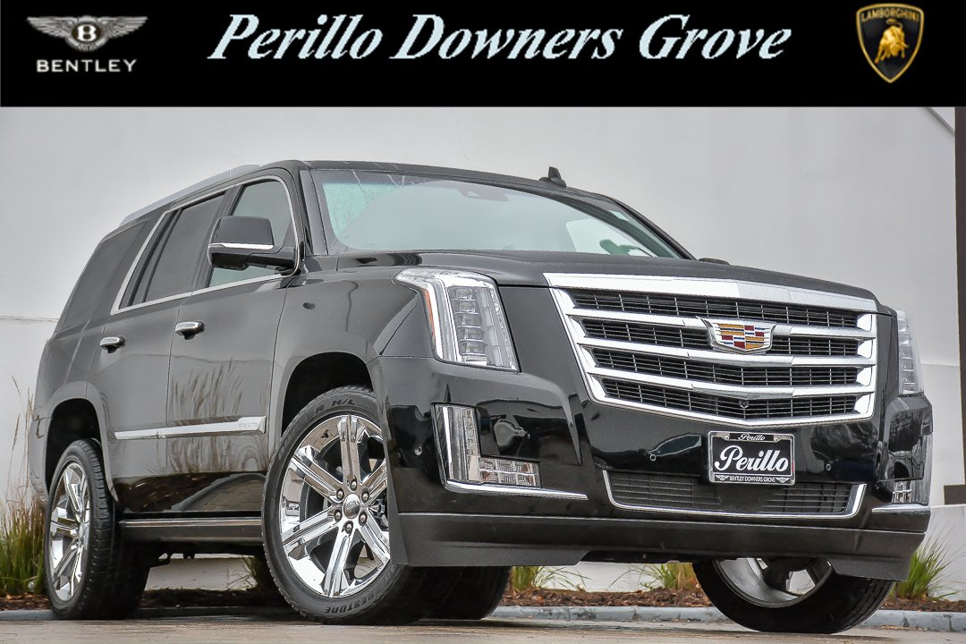 pre utility sport inventory escalade cadillac loaded platinum rwd owned esv