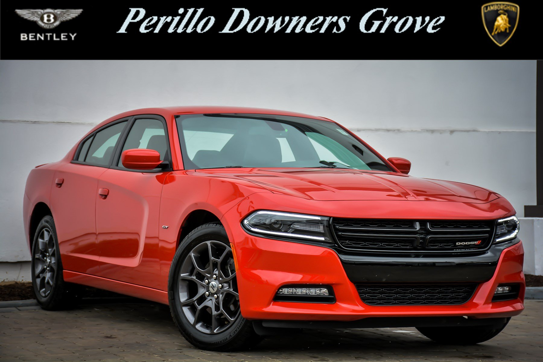 pre owned 2018 dodge charger gt plus 4dr car in downers grove dg1122 perillo downers grove. Black Bedroom Furniture Sets. Home Design Ideas