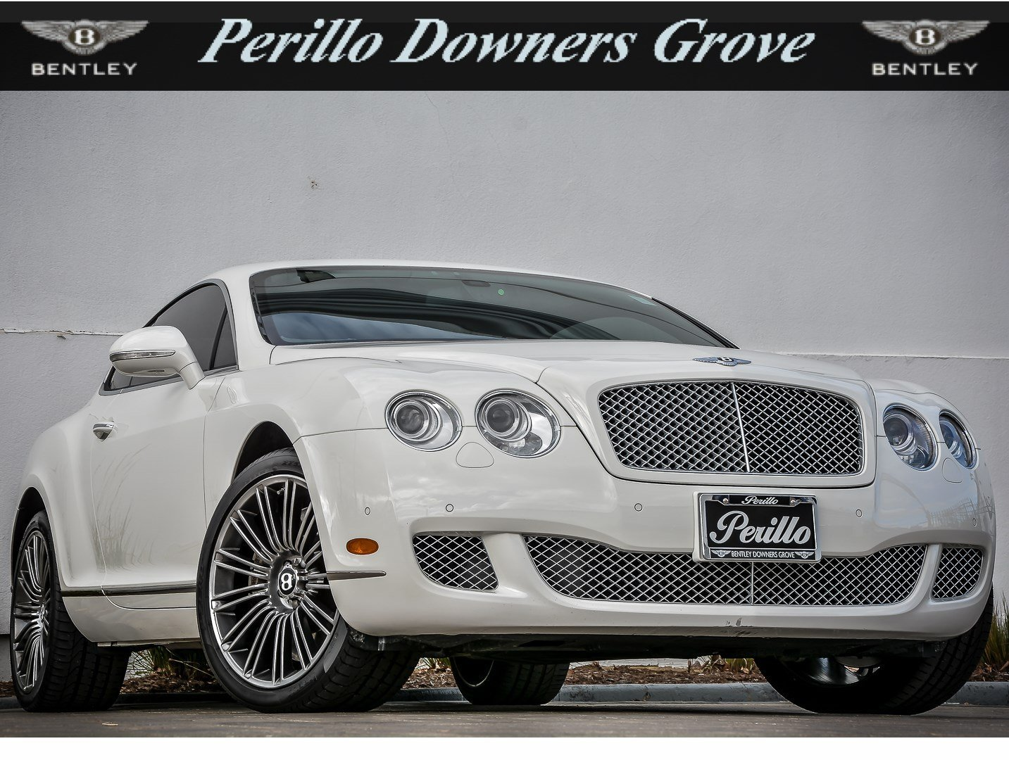 Pre-Owned 2010 Bentley Continental GT Speed Mulliner