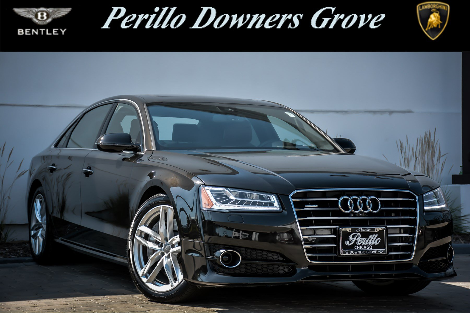 PreOwned Audi A L T Sport With Navigation Dr Car In - Audi a8 sport