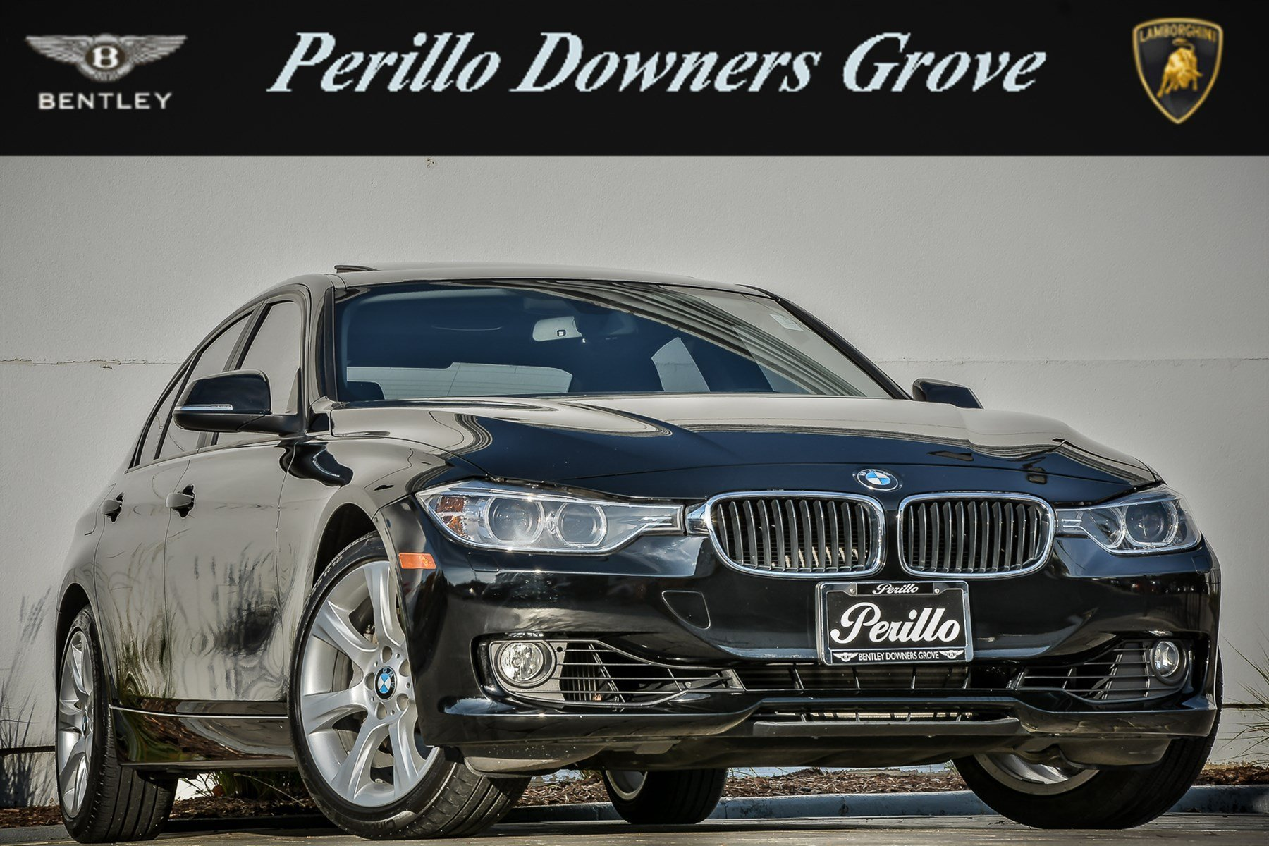Pre-Owned 2013 BMW 3 Series 335i xDrive With Navigation