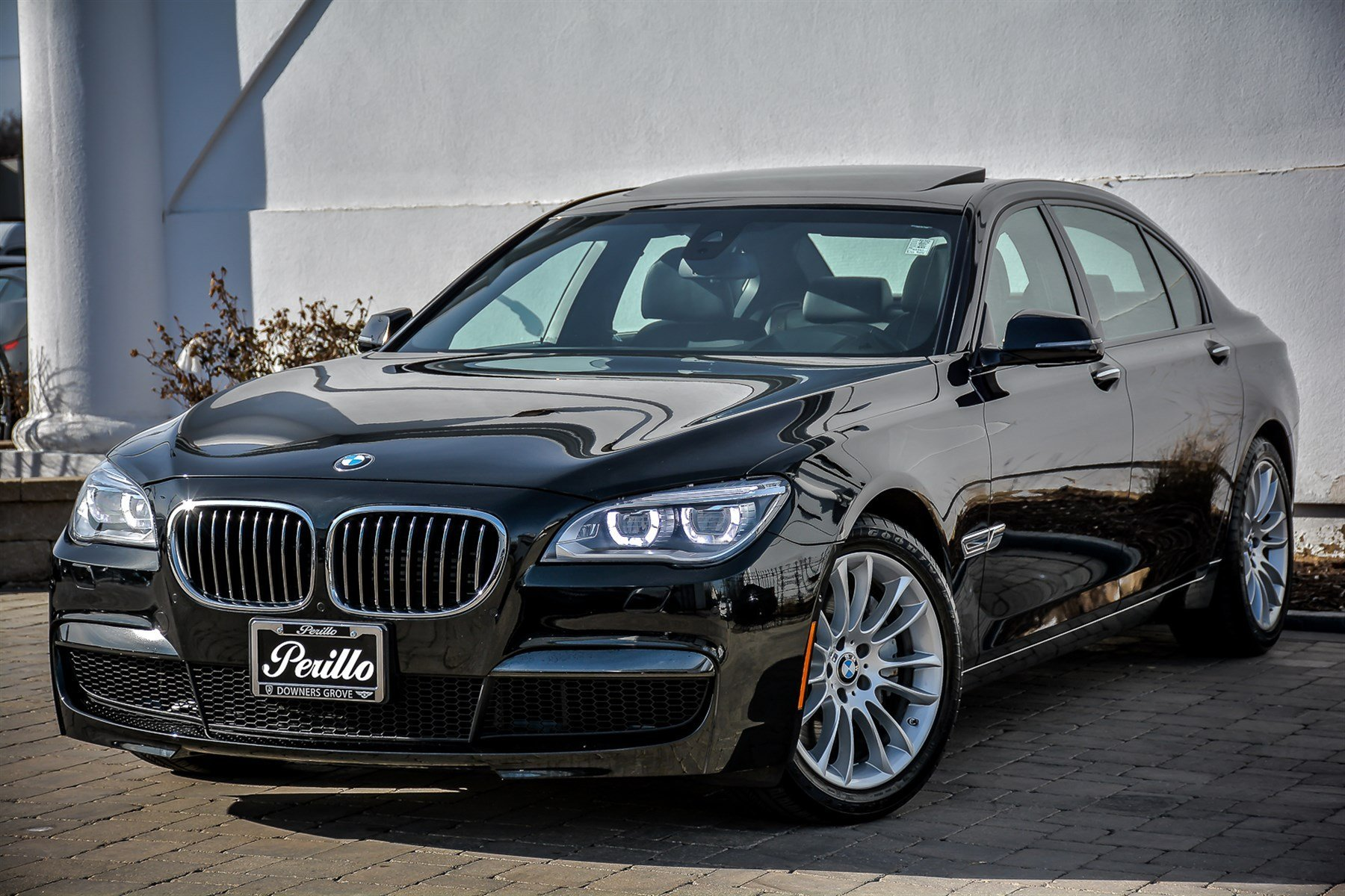 Pre owned 2014 bmw 7 series 750li xdrive m sport executive