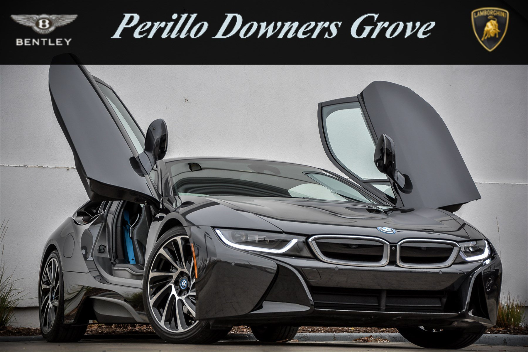 Pre-Owned 2014 BMW i8