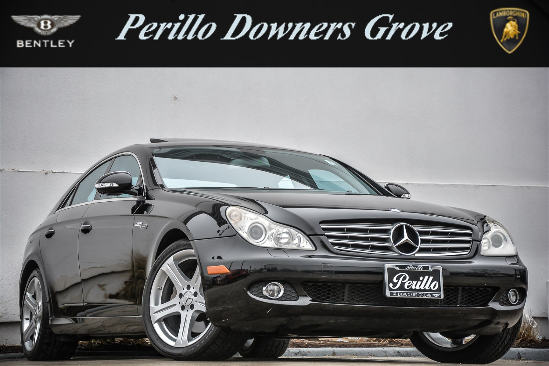 Pre-Owned 2007 Mercedes-Benz CLS 5.5L With Navigation