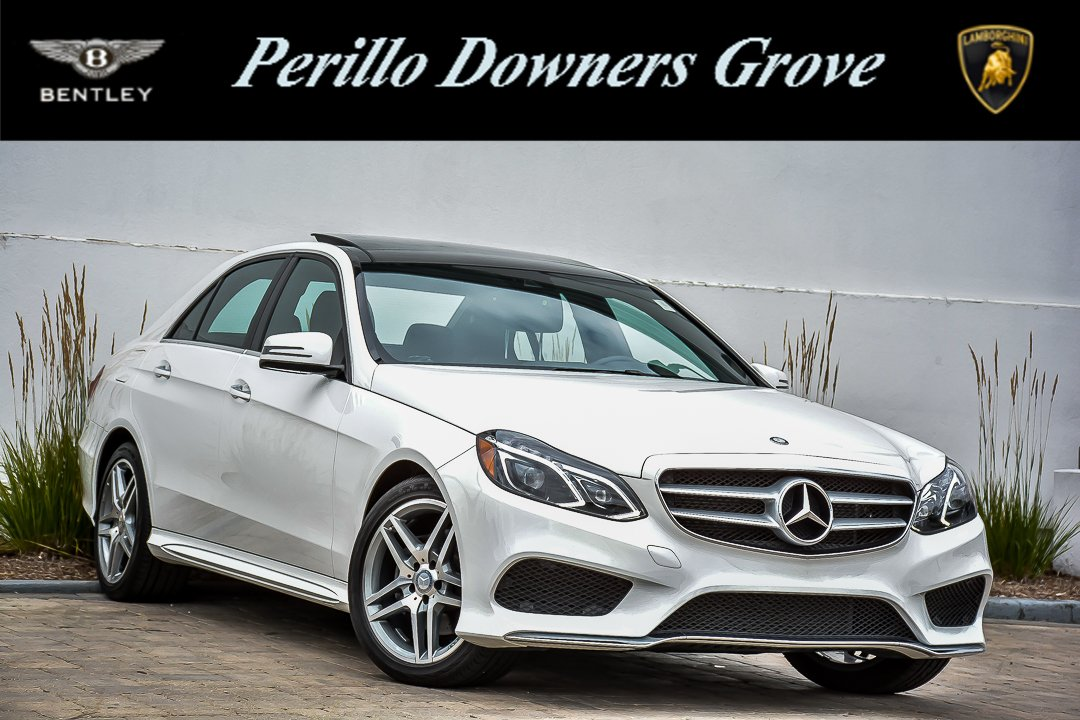 Pre owned 2015 mercedes benz e class e 400 with navigation for Pre owned e class mercedes benz