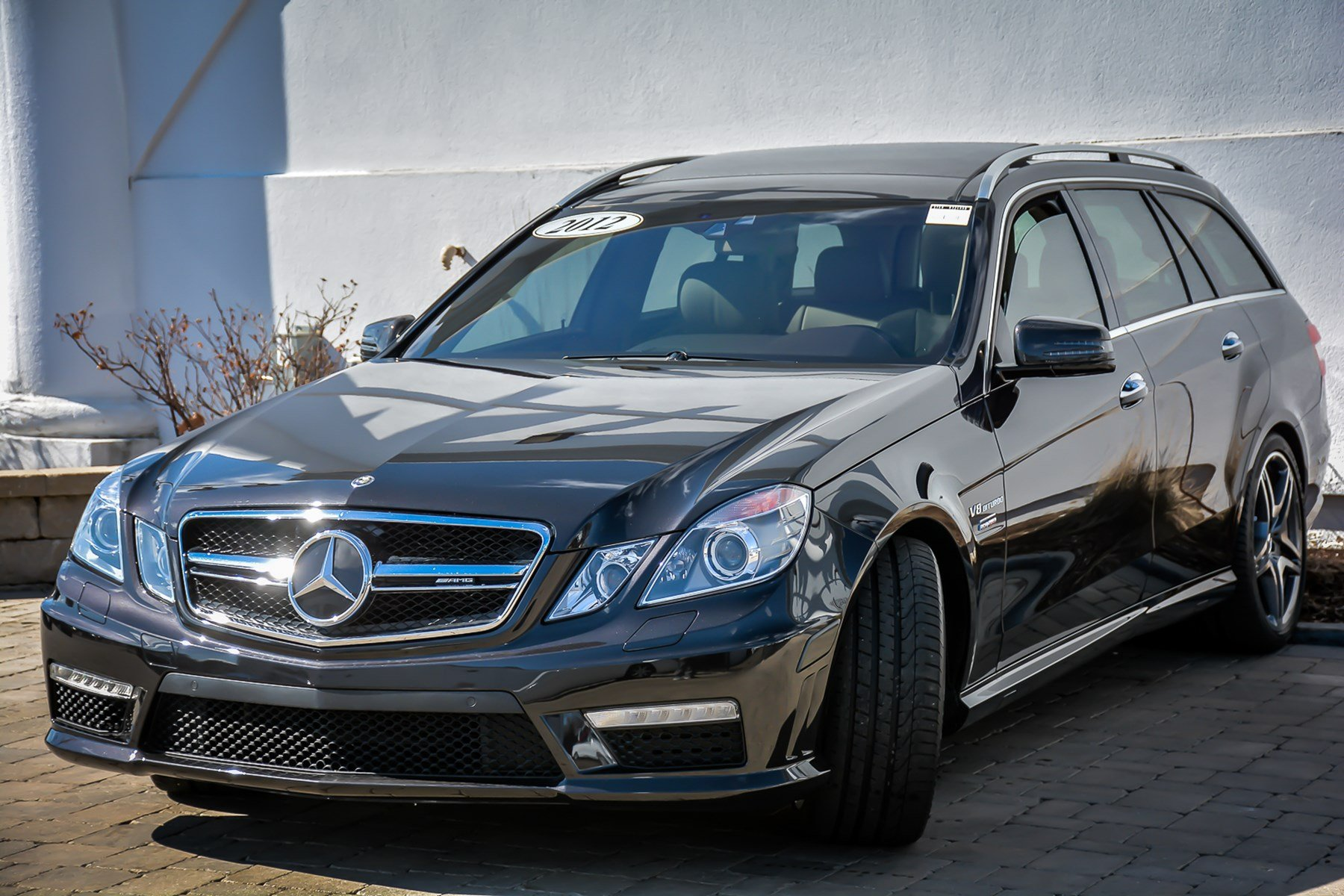 Pre owned 2012 mercedes benz e class e 63 amg renntech w for Mercedes benz downers grove