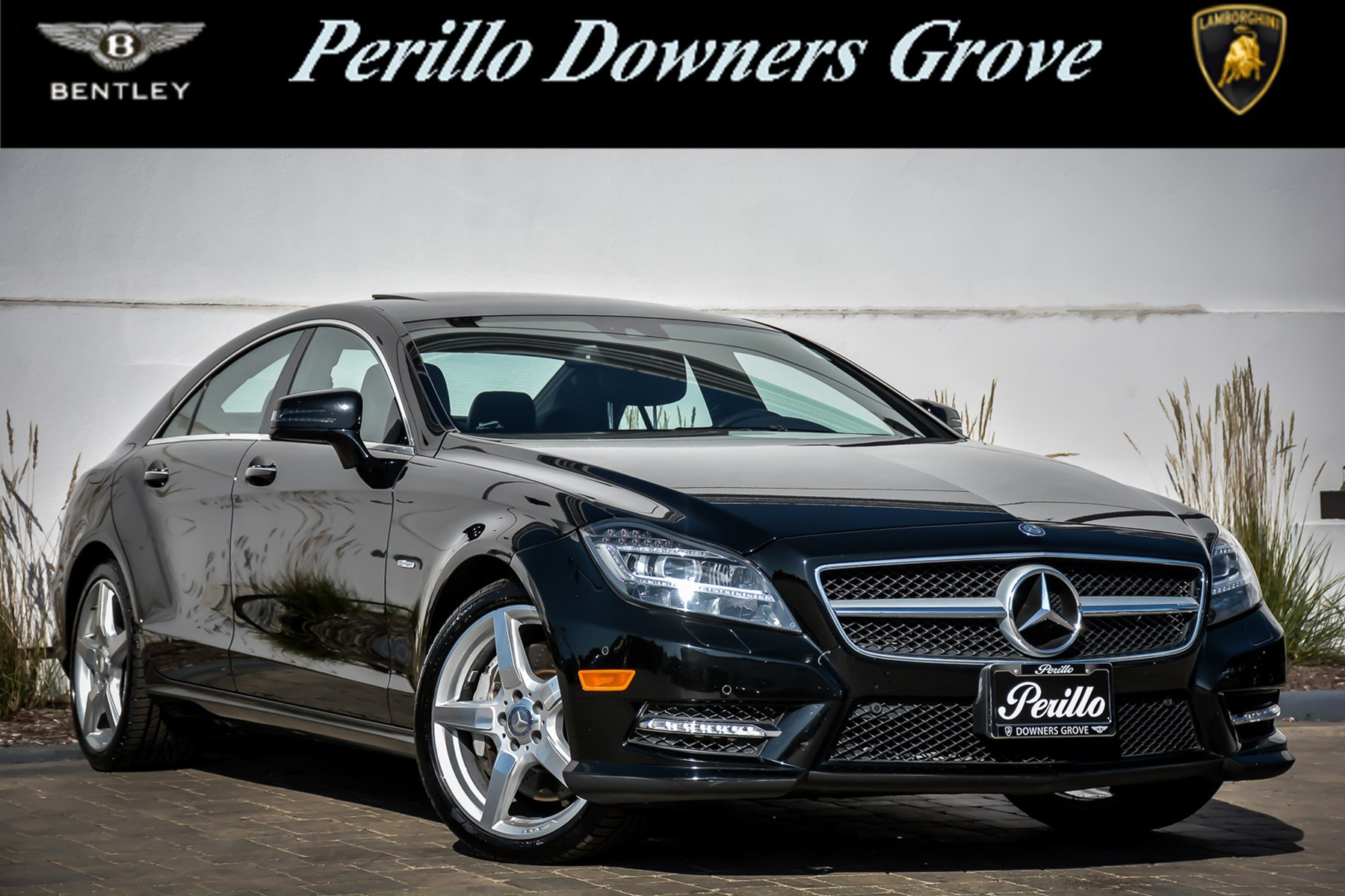 Pre Owned 2012 Mercedes Benz CLS CLS 550