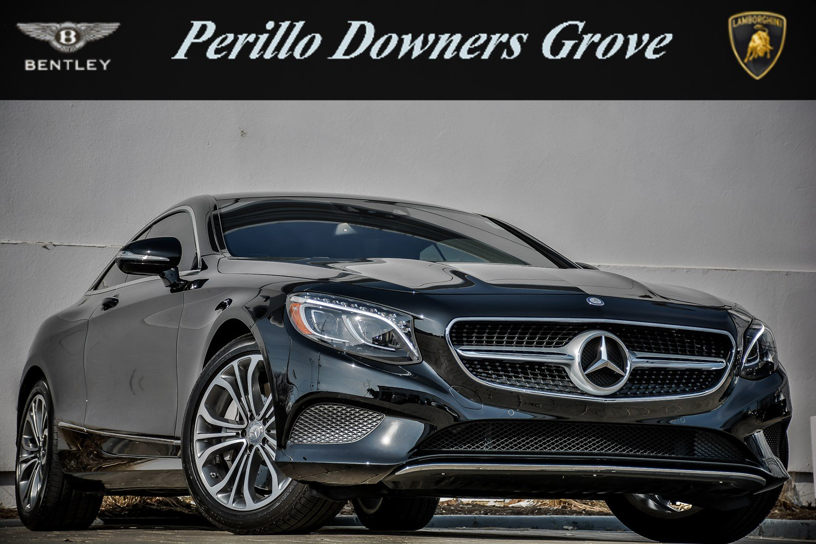 Pre-Owned 2015 Mercedes-Benz S-Class S550
