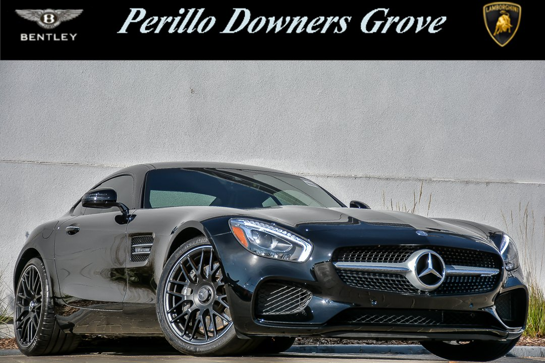 Pre-Owned 2017 Mercedes-Benz AMG® GT With Navigation