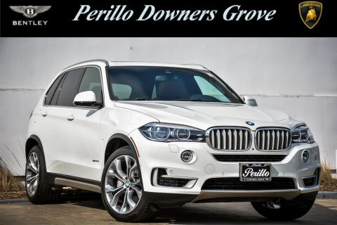 Pre-Owned 2017 BMW X5 xDrive50i Executive M-Sport