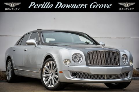 Pre-Owned 2014 Bentley Mulsanne Mulliner With Entertainment System