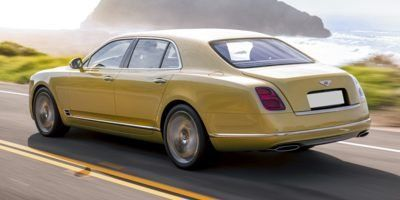 New 2017 Bentley Mulsanne Speed Mulliner