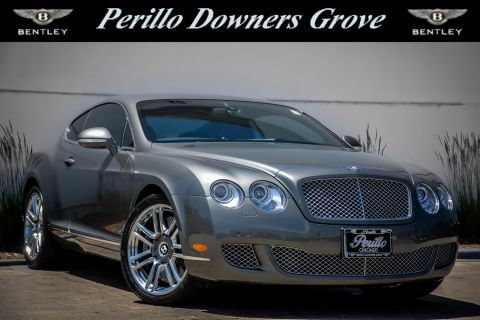 Pre-Owned 2010 Bentley Continental GT