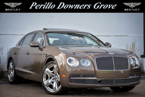 Pre-Owned 2014 Bentley Flying Spur Mulliner